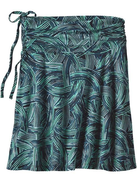 Patagonia Lithia Skirt Women River Rush:Ink Black